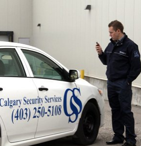 calgary security